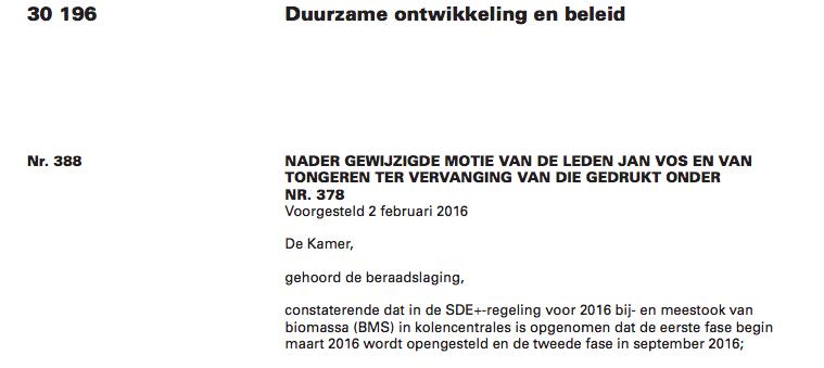 Groene Vijanden van de Nederlandse burger, Vos en Tongeren doen per ongeluk iets goeds