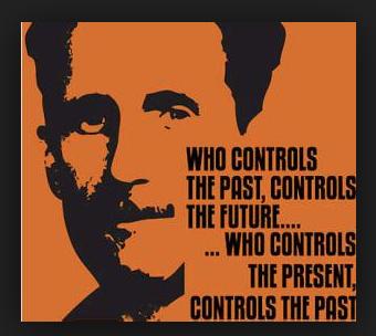 Ome George Orwell....
