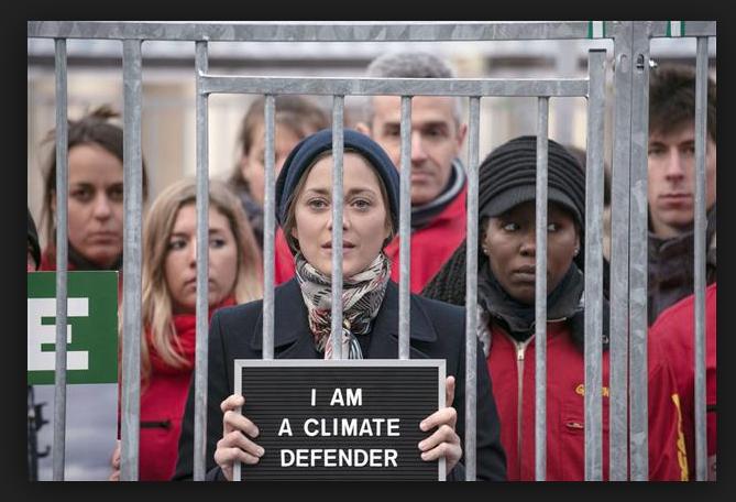 Klimaathysterie, typisch iets voor de vrouwtjes en voor vrouwelijke mannen, danwel mannen die bezorgd doen voor de vrouwtjes