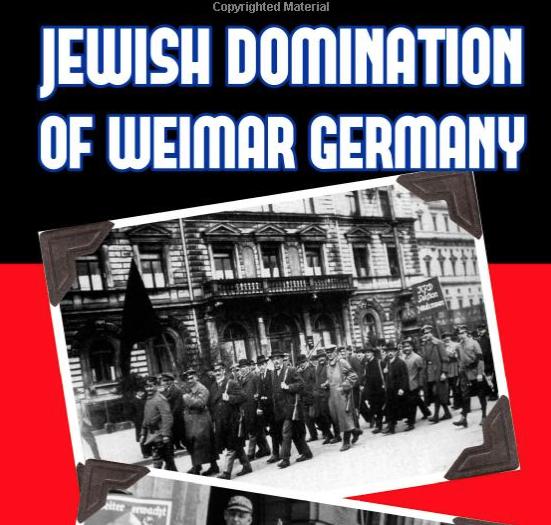 De Duitsers gaven zelfs een boekje uit in 1933 voor andere landen, waarin ze hun anti-Joodse beleid verdedigden. Hoofdargument is dat Joden sinds 1869 volledige burgerrechten hadden, maar daar in Duitse ogen ondankbaar mee om waren gesprongen