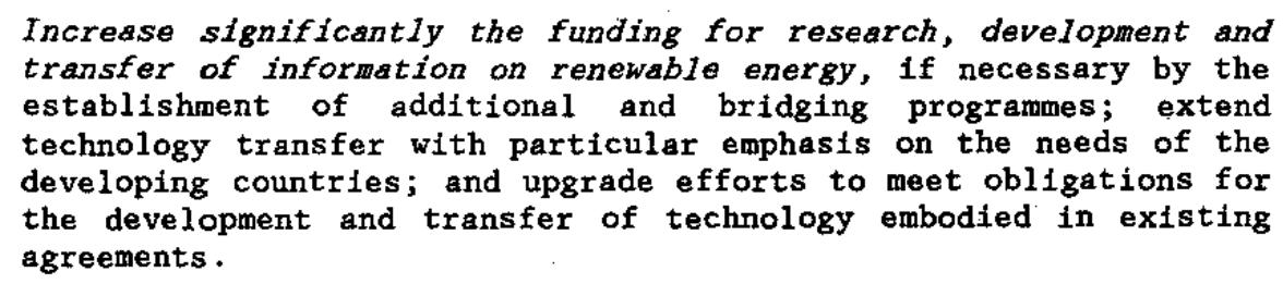 Opdracht aan politici in 1988 in Toronto: financier zoveel mogelijk onderzoek dat CO2 als risico op de kaart zet