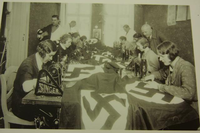Deze naaisters hadden ook niets kwaads in de zin, noch waren zij medeplichtig...