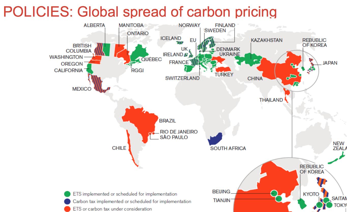 Een ijzeren greep houden op de wereldeconomie via energiestromen: dat is wat New Climate Economy propageert