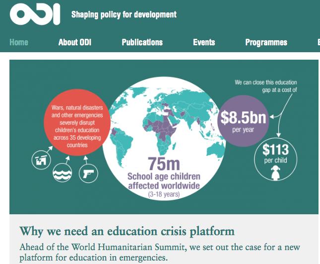 De Britse Oxfam, een Trojaans paard voor gouvernementele belangen onder de vlag van liefdadigheid