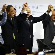 COP21 vreugde