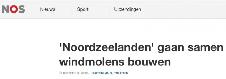 Wanneer de PVV aan de macht komt: alle subsidies richting NOS staken. Genoeg leugens...