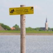 Kwetsbaar gebied, maar nu even niet, want de overheid  en windmaffia hanteren voor zichzelf andere regels