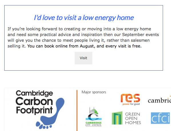 Lobby voor hogere energieprijzen en biedt jezelf aan als oplossing
