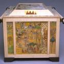 Het Groene Geloof met haar Verlossingsleer/Transitie heeft ook eigen religieuze symbolen als de Ark van Hoop