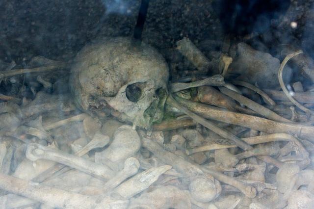 Necropolis Verdun, de Fransen stallen hun lijken uit 'Mort pour La France'