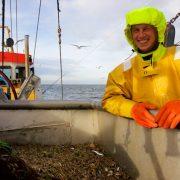 Een blije visser is een visser die veel vangt voor een goede prijs