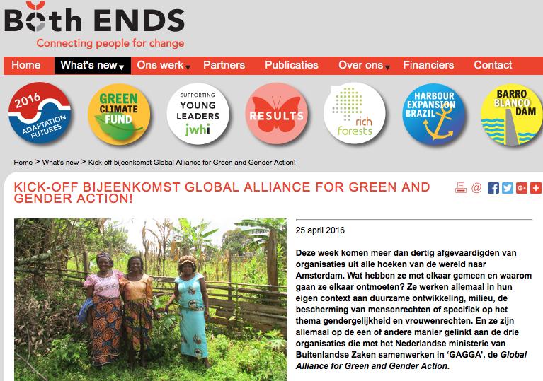 Verdampende klimaatgelden via Green Climate Fund, gevuld door Buitenlandse Zaken