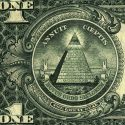 Nieuwe Wereld Orde, het staat op een 1 dollar biljet sinds 1933