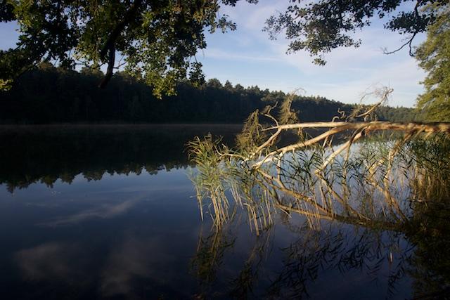 Wuckersee, zelfde locatie