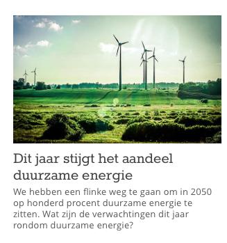Wat is er duurzaam aan windturbines die na 10 jaar worden afgebroken als de subsidie op is?