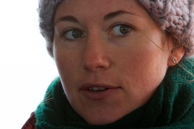Een meisje van Rijke Waddenzee, ze deed me soms aan Hillary Cinton denken. Maar ze is vast meer onschuldig