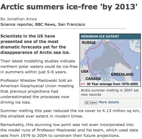 DE Wetenschap zegt....ze zitten er wel vaker naast, zeeijs zit 20 procent boven 2012