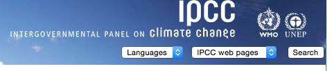 Peter de Goede van het WRR gebruikt het IPCC enkel voor zover dit in een politiek straatje past