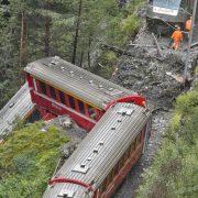 landslide-swiss-train532416576
