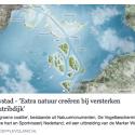 Waarschijnlijk wil Natuurmonumenten via Anne de Groot hier subsidies voor lospeuteren