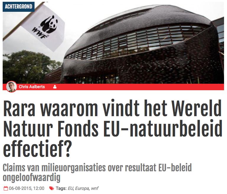 Buiten Climategate.nl is alleen de Postonline zo helder. De rest van onze corrupte media houdt 'het goede doel' de hand boven het hoofd