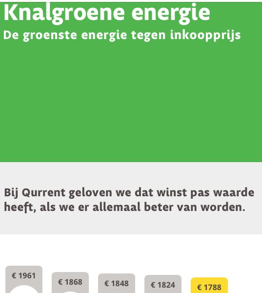 Er is NIETS groens aan groene energie, het is ordinaire marketing voor goedgelovige do-gooders