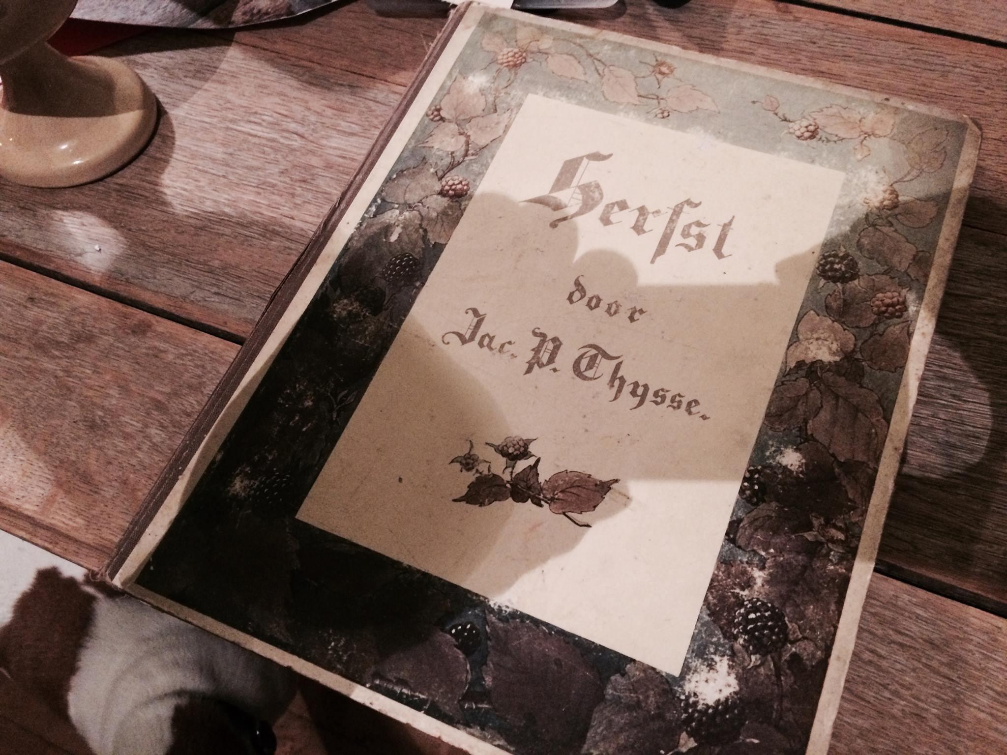 Net aangeschaft, een originele uit 1908!