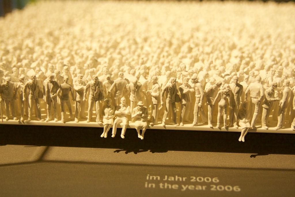 In 2010 nog in het Neanderthal Museum