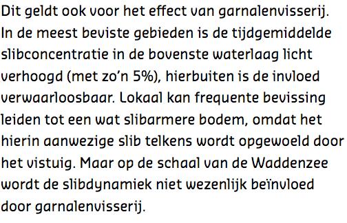 Arjan Berkhuysen pleit voor 'nuancering'? Wel Arjan, hier staat de nuancering op jouw nuancering, in het zelfde rapport waarmee jij aan de haal gaat tegen garnalenvisserij Arjan Berkhuysen. Bedenk goed wat je met je laatste Rolo doet!