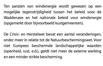 Met dank aan de VVD