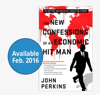 Als adviseur voor de Wereldbank bakte Perkins economische modelprognoses, om ontwikkelingslanden aan schulden te helpen