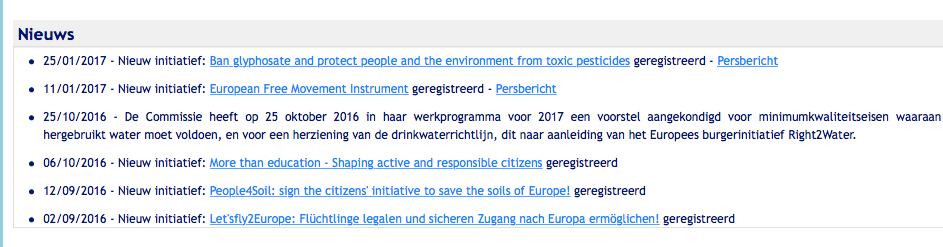 De 'importeer zoveel mogelijk moslims-lobby' wint en de milieubureaucratie-lobby profiteert van de EP-nepinspraak