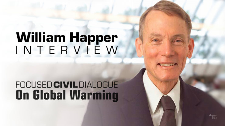 William Happer interview