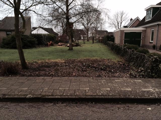 Kale tochtgaten, mijn gemeente bezuinigt op groenvoorziening, om de tonnen euro's onkosten te betalen voor naamsverandering van 'Friese Meren' in Fryske Marren
