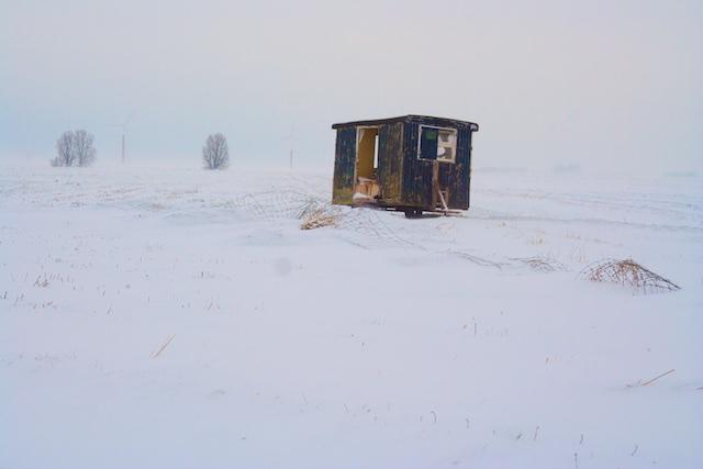 Winter 2010: misschien ook volgende week weer schaatsen?
