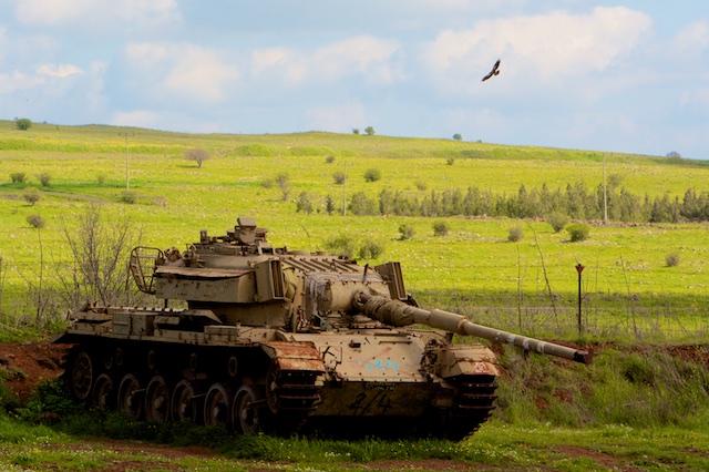 Golan: is oorlog de natuurtoestand?