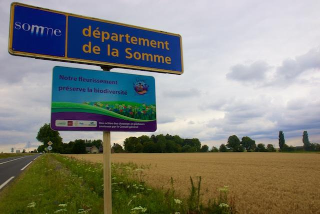 In het departement De Somme doet de lokale jagersvereniging het met de overheid in bermen