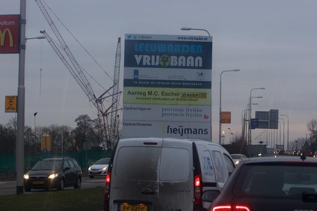 ...wie gek op asfalt is komt in Friesland aan zijn trekken
