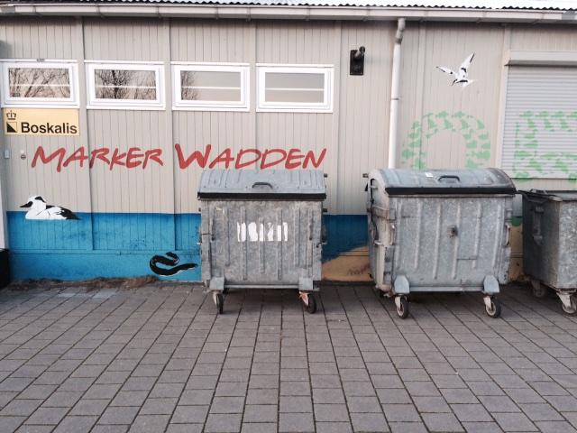 Werkloods Lelystad.