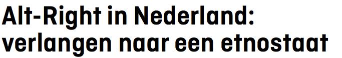 ...een poging om PVV ten nadele van de VVD te 'framen'?