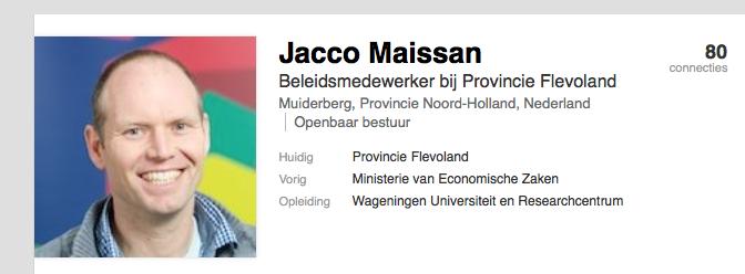 Vriendje van Natuurmonumenten bij Provincie Flevoland, eerder bij Ministerie EZ, Wagenings aquatisch ecoloog