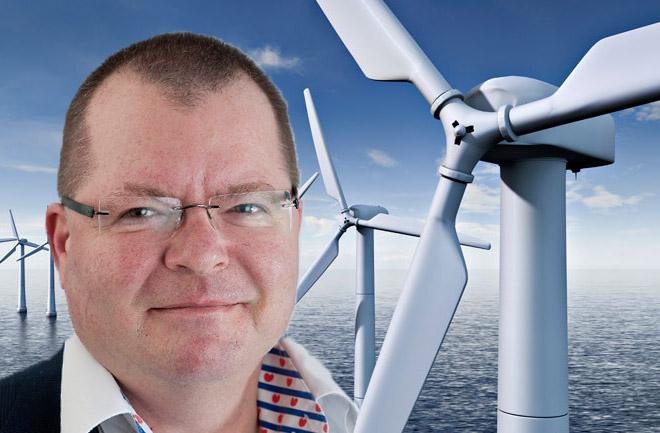 Gert-Jan van Ulzen achtergrond Wind-Energy