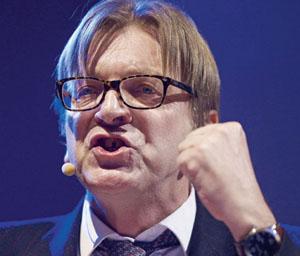 Guy Verhofstadt (Foto knack.be)