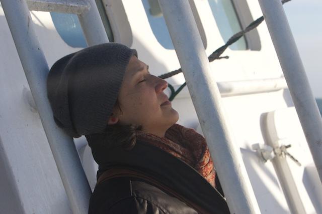 De Ziekte der Zee bij CNN-journalist