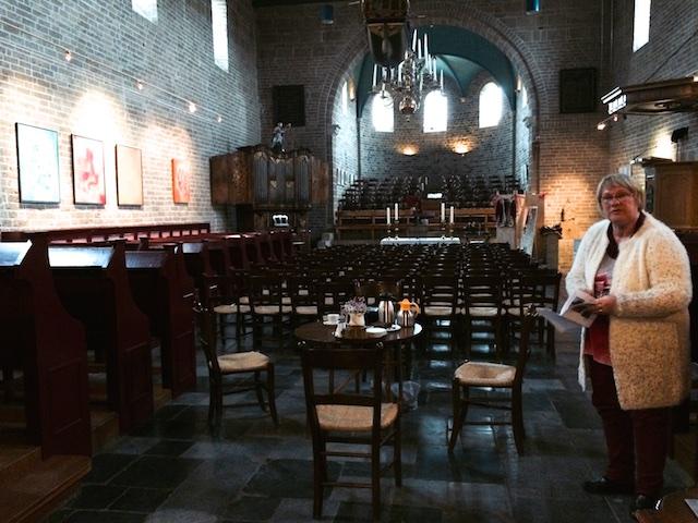 De kerk van Oosterland