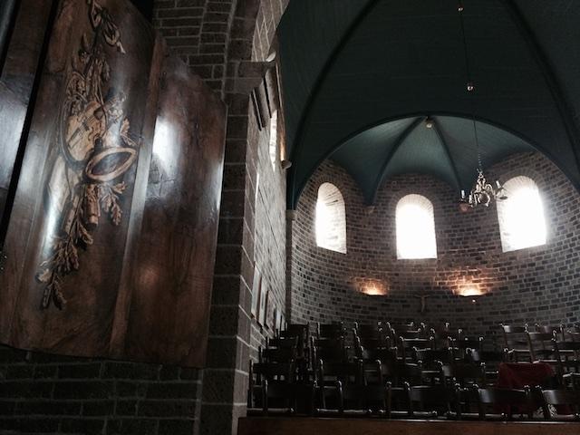 Het Tessemacher-orgel, geen minimalisme maar willen excelleren
