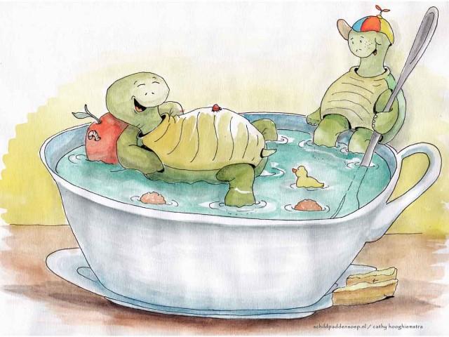 schildpaddensoep