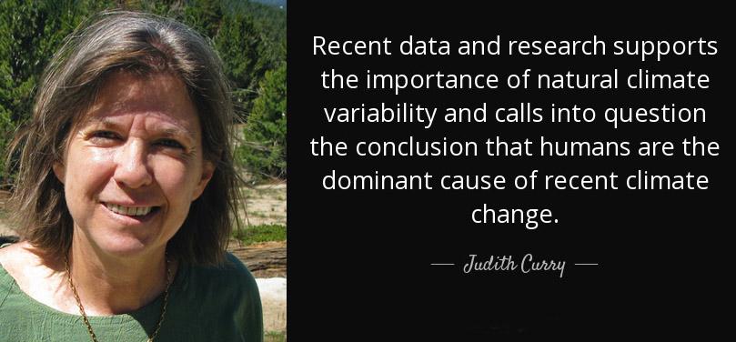 Judith Curry met citaat