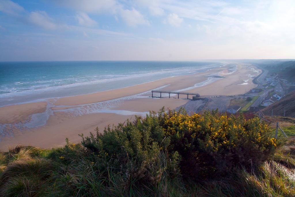 Omaha Beach Normandie
