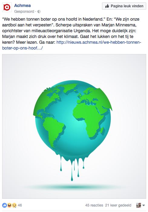 Het klimaat-fascisme, een moralistisch klinkend vernis om mensen af te persen en jezelf daar goed bij te voelen